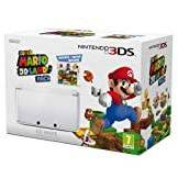 Nintendo 3DS - Console, Bianco Ghiaccio + Super Mario 3D Land [Bundle]
