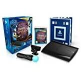 Sony 12GB, PlayStation 3 + Wonderbook: Book of Spells