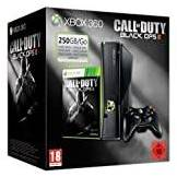Microsoft Xbox 360 250GB COD Black Ops II bundle
