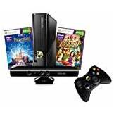 Microsoft Xbox 360 4 GB Kinect + Kinect Disneyland Adventures Bundle [Edizione: Germania]