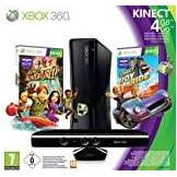 Microsoft Xbox 360 - Console 4 GB + Kinect - Limited Edition [Bundle]
