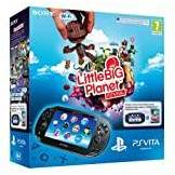 Sony PlayStation Vita - Console [Wi-Fi] con LittleBigPlanet [Bundle]