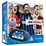 Sony PlayStation Vita (PS Vita) - Console [Wi-Fi] con FIFA Football (via PSN) e Memory Card 4 GB [Bundle]