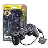 Atomic Joypad Twin Shock 2 Evo Black [Edizione: Germania]
