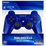 Sony PlayStation 3 - DualShock 3 Wireless Controller, metallic blue [US Import]