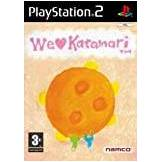 Namco Bandai Games We Love Katamari, PS2