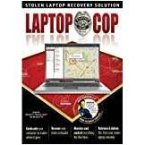 Encore Software Laptop Cop: Stolen Laptop Recovery Solution (Inglese Import)
