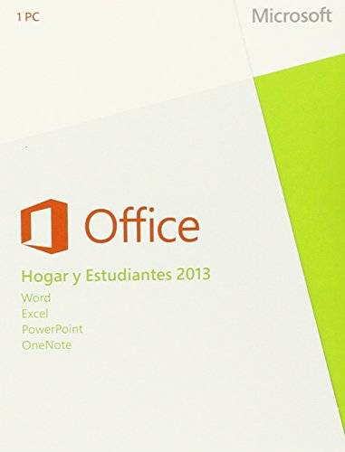 Microsoft Office Home and Student 2013, 1PC, ESP