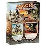 Hasbro Magic Duel Deck Knights Vs Dragons