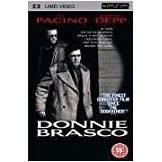 Donnie Brasco [Umd Video] [Edizione: Regno Unito]