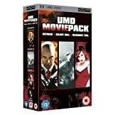 UMD Movie Pack - Silent Hill/Resident Evil/Hitman [2002] [Edizione: Regno Unito]