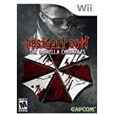 Capcom [Import Anglais]Resident Evil Umbrella Chronicles Game Wii