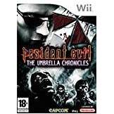 Capcom Resident Evil : The Umbrella Chronicles