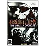 Capcom Resident Evil Umbrella Chronicles + Light Gun