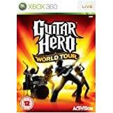 [Import Anglais]Guitar Hero World Tour Solus Game XBOX 360