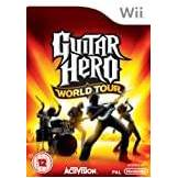 [Import Anglais]Guitar Hero World Tour Solus Game Wii