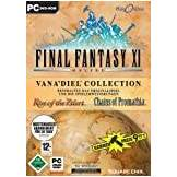 Koch Media Gmbh Final Fantasy XI Online - Vana'Diel Collection [Hammerpreis] [Edizione: Germania]