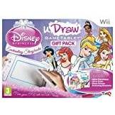 THQ [Import Anglais]uDraw Tablet Including Disney Princess and uDraw Studio Game Wii