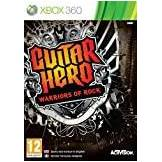 ACTIVISION Guitar Hero 6: Warriors of Rock Game Only (Xbox 360) [Edizione: Regno Unito]