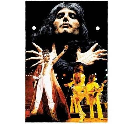 KD SALES AND MARKETING Legends - Classic Deluxe Jigsaw Puzzle: Freddie Mercury