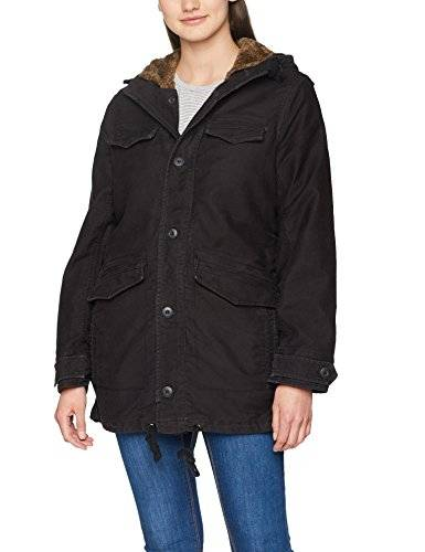Brandit Haley, Parka Donna, Nero (Black 2), M