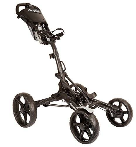 Clicgear, carrello da golf 8, Charcoal