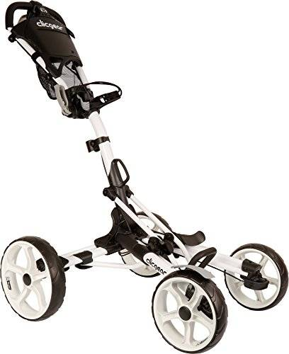 Clicgear, carrello da golf 8, White