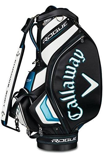 Callaway Golf Callaway staff bag Rogue staff bag (sacca da golf, nero/bianco