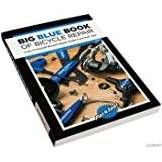 ParkTool 4510407 - Big Blue Book of Bicycle Repair BBB-2, libro, colore: Blu