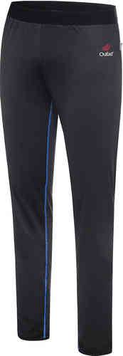 Rukka Kim Outlast Fleece Pantaloni Nero