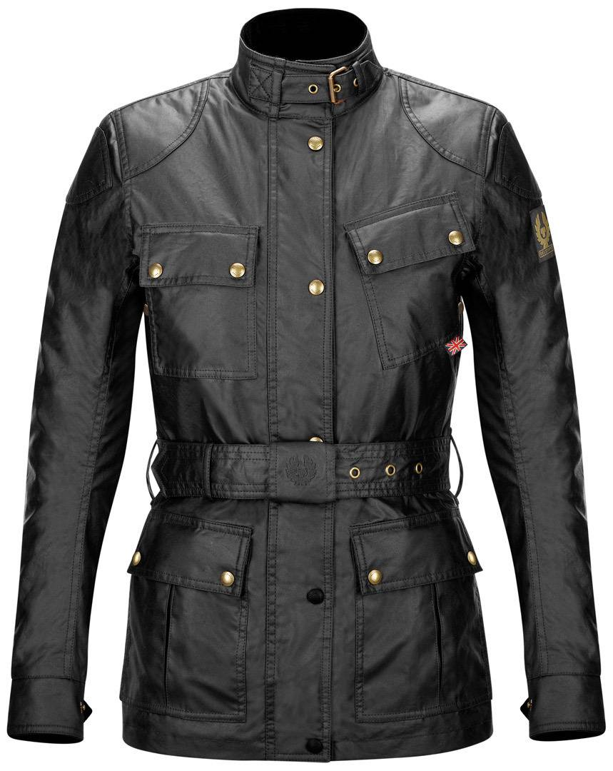 Belstaff Classic Tourist Trophy Giacca donna Nero 48