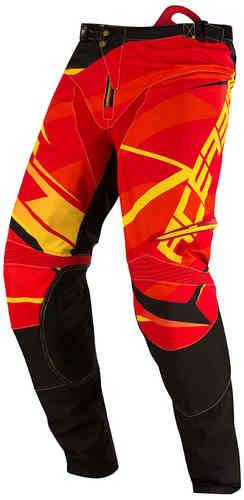 Acerbis X-Gear Pants 2016 Rosso/Giallo