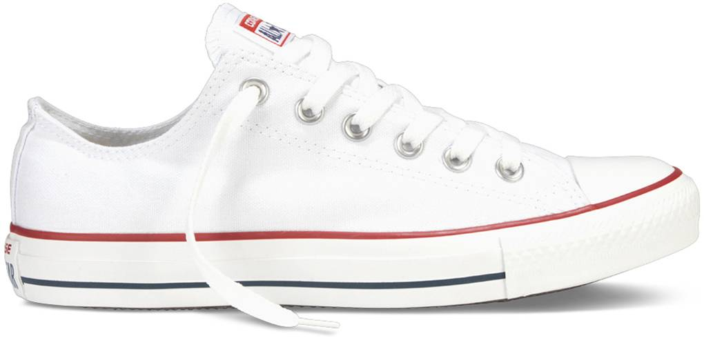 Converse Chuck Taylor All Star Classic Low Scarpe Bianco 44