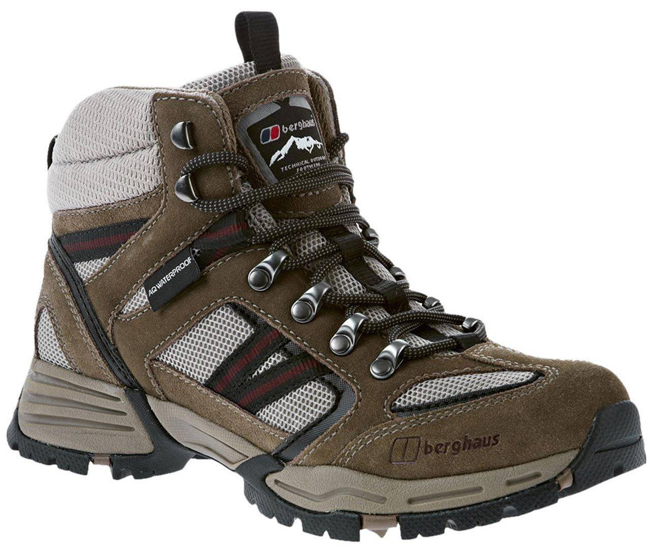 Berghaus Expeditor AQ Suede Lady Marrone 5