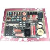Makeup Trading Big Set Decorative Cosmetics Set 24Ml Lipgloss + 14,4G Eyeshadow + 6,4G Blusher + 24Ml Nail Polish + 0,8G Lipliner + 0,8G Eyepencil + 5,2G Lip Crayon + 10,6G Face Powder + Accesories 86,2Ml For Women