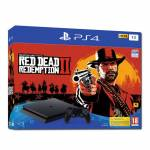 Sony PS4 1TB F + Red Dead Redemption 2