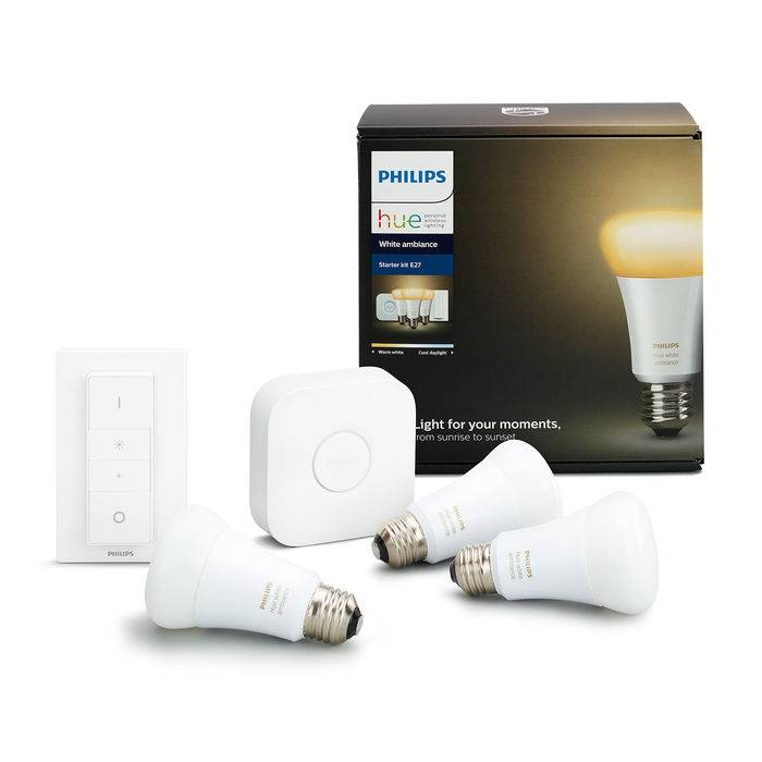 Philips Hue starter kit 929001200161