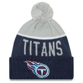 New Era NFL TENNESSEE TITANS Authentic On Field Sideline 2015 Sport Knit
