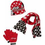Disney MINNIE SET CAPPELLINO GUANTI SCIARPA
