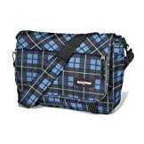 Eastpak Delegato Messenger Bag Espandibile 38,5 Centimetri, unichecks blue fw12