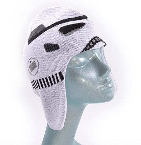 Star Wars Official Star Wars Storm Trooper Knitted Hat