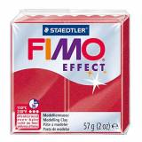 Staedtler Fimo Fimo Soft & Fimo Effetto 56g Effect Metallic Ruby Red (28)