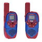 Lexibook TW40SP, WalkieTalkie Spider-Man