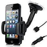 Wicked Chili, Supporto auto per Apple iPhone 4S/4, accendisigari, 1000 mAh [Importato da Regno Unito]
