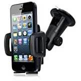 Wicked Chili, Supporto da auto per Apple iPhone 4S/4, colore: Nero [Importato da Germania]
