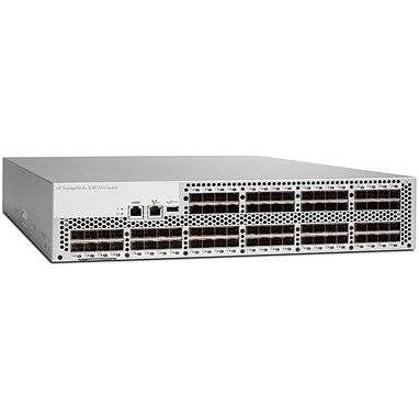 HP 8/80 base Full Fabric Enabled San Switch a 48 porte