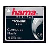 Hama Tech-Line CompactFlash 4Gb Card