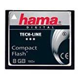 Hama CompactFlash Card Tech-Line 8GB 150x