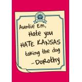 Cardelicious Dorothy Blank Greeting Card -