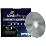 MediaRange MR506 read/write blu-ray discs (BD)